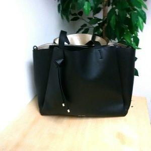 Nine West Womens gorgeous Black purse